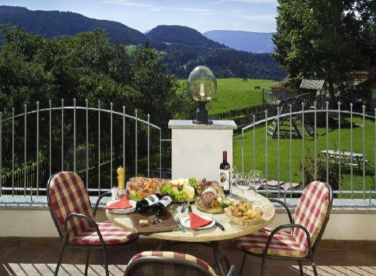 Hotel Sonnenheim: Frühstück mit Panorama
