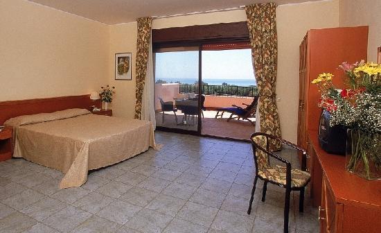 Hotel Conte di Cabrera : Double Superior