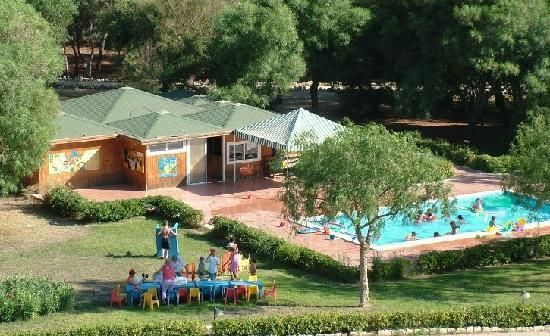 Hotel Conte di Cabrera : Mini Club