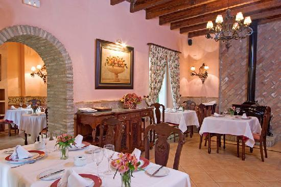 Hotel Cortijo la Reina : Restaurante