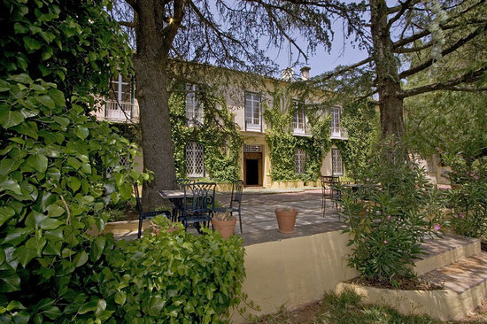 Jardines exteriores picture of hotel cortijo la reina for Jardines exteriores