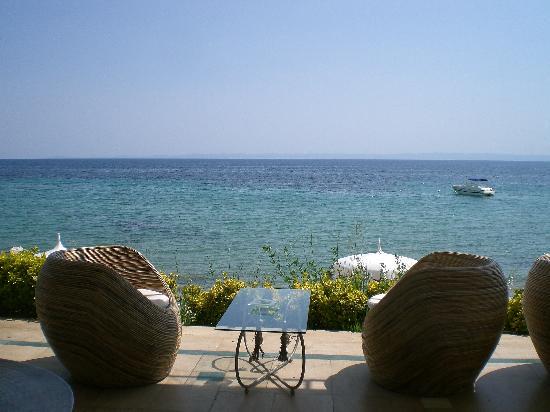 Danai Beach Resort : Seaside Bar