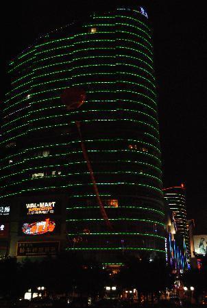 Jinjiang Inn Nanning Wanxiang Cheng: NEAR THE HOTEL