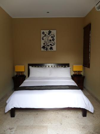 The Jas Villas: bedroom
