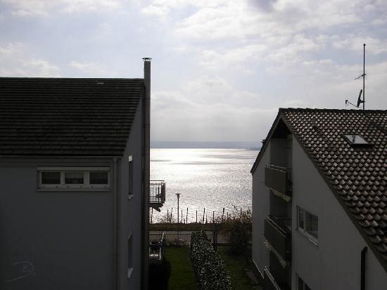 Hotel Garni Eden: Blick vom Balkon