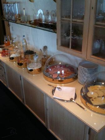 Hotel Garni Eden: Klasse Frühstück