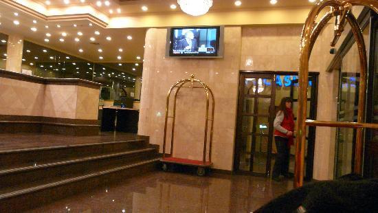 Status Hotel Casino : RECEPCION