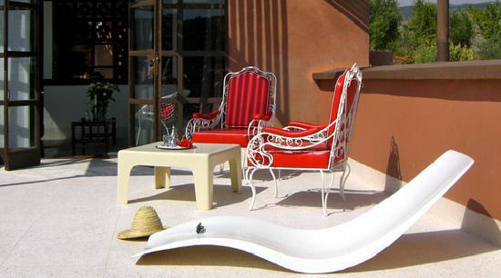 Domaine Malika: Terrasse Suite