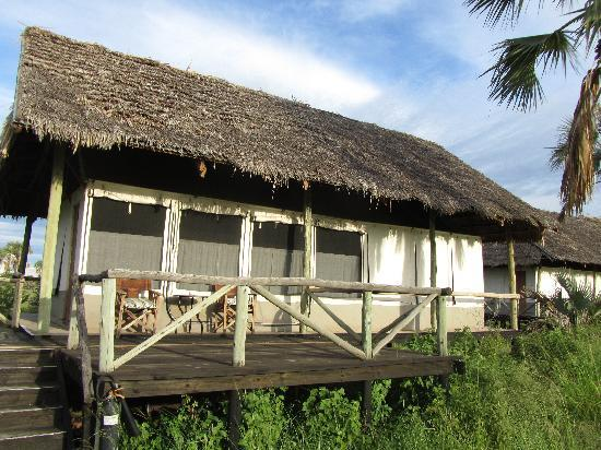 Maramboi Tented Camp: the tents