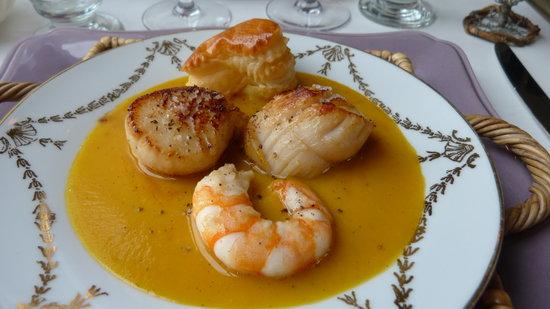 Les Alizes Sarl: gastronomie