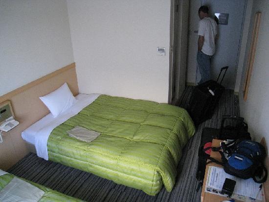 Premier Hotel -CABIN- Matsumoto: Room view #2