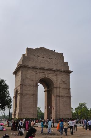 Hotel Karat 87 Inn: India Gate