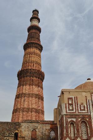 Hotel Karat 87 Inn: Qutb Minar