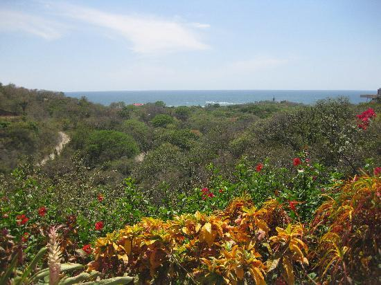 Lodge Vista Del Mar: Beautiful ocean view
