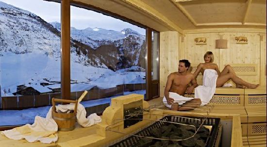Hotel Klausnerhof: Klausnerhof - Gletscheroase