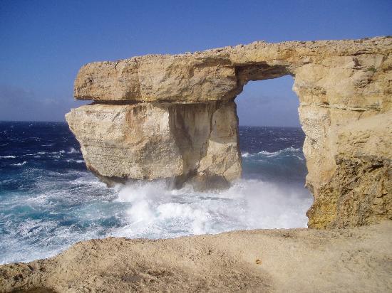 Gozo, Malta: Felsentor