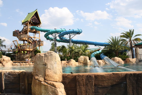 Aquatica (Seaworld's Waterpark)