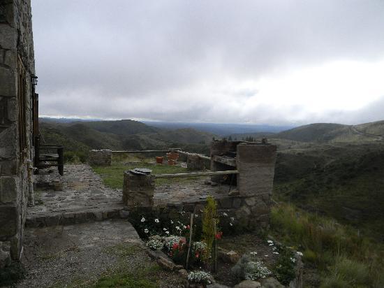 Estancia Altos del Durazno: Para donde se mire, hermosa vista