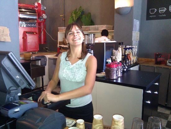 Cafe Cuatro Sombras: Cafe Quatro Sombras
