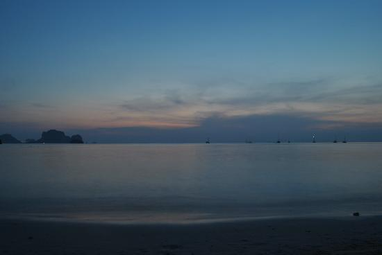 Railei Beach Club: Lovely Railay West beach