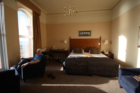 The Imperial Hotel : Room 117