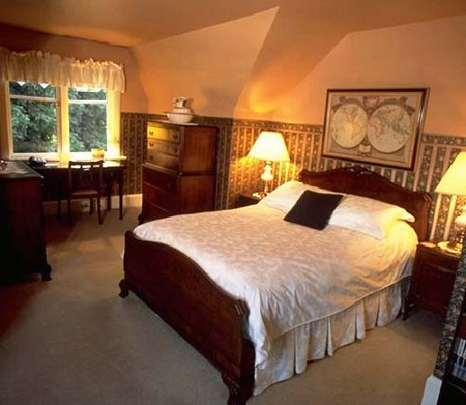 Point Grey Guest House: Albion Room