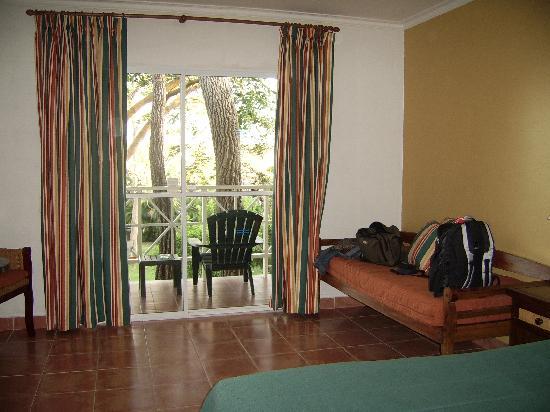 Royal Decameron Golf, Beach Resort & Villas: Belle chambre face à la mer.