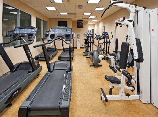 Crowne Plaza San Francisco Airport: Fitness Center
