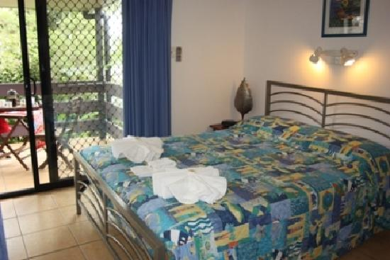 Airlie Beach Motor Lodge: Garden Motel Suite