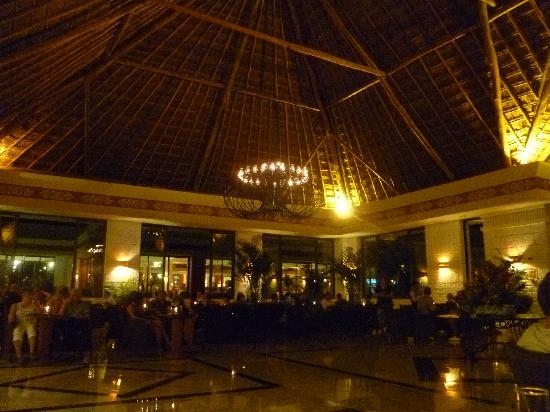 Grand Bahia Principe Coba: une partie du lobby du coba