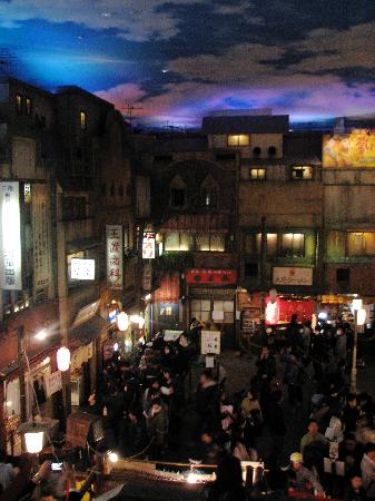 Shinyokohama Ramen Museum: Lines and more lines!