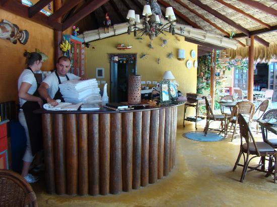 Manary Praia Hotel : bar