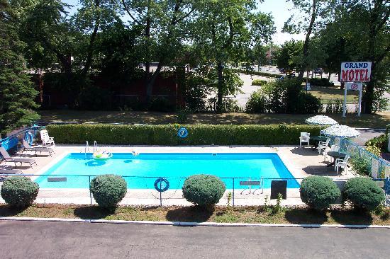 Grand Motel Toronto : Swimming Pool