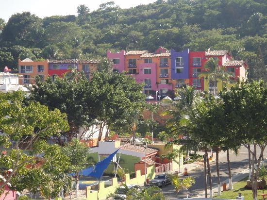 Decameron Los Cocos: view of the main building #4
