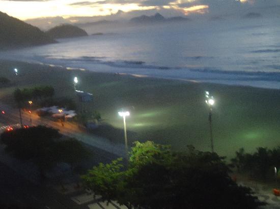 Rio de Janeiro, RJ: Amanecer
