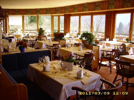 Hotel Prinz-Luitpold-Bad: Speiseraum