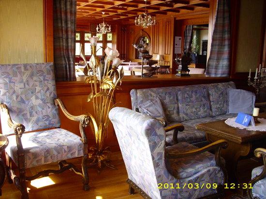 Hotel Prinz-Luitpold-Bad: Kaminzimmer