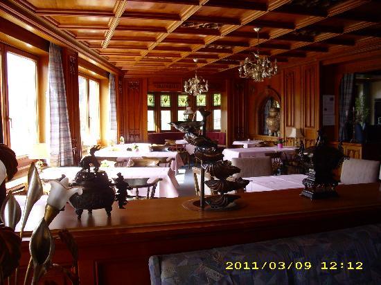 Hotel Prinz-Luitpold-Bad: Schloßzimmer