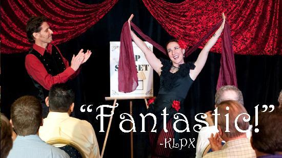 "Carnival of Illusion : ""Fantastic!"" -KLPX"