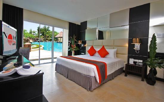 Nova Platinum Hotel Pattaya: Executive room