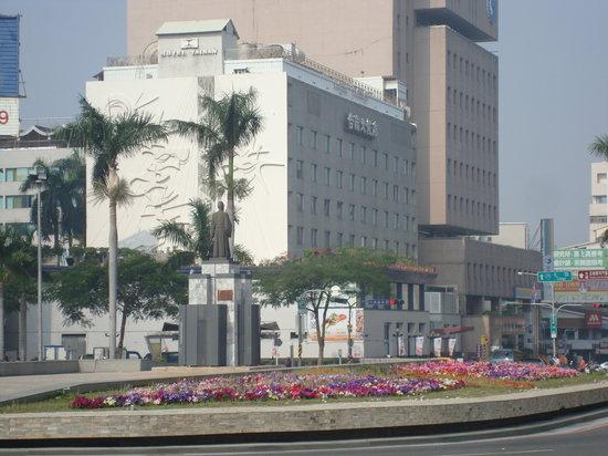 Hotel Tainan : 外観