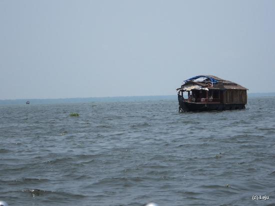 Punnamada Lake: Vembanad lake