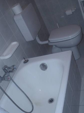 Hotel Miramare Dipendenza : Bathroom