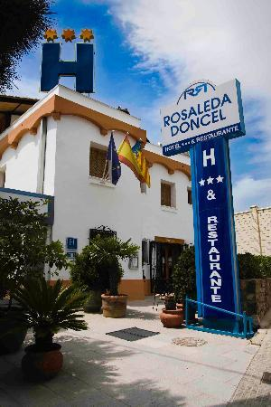 Hotel Rosaleda Doncel: 1