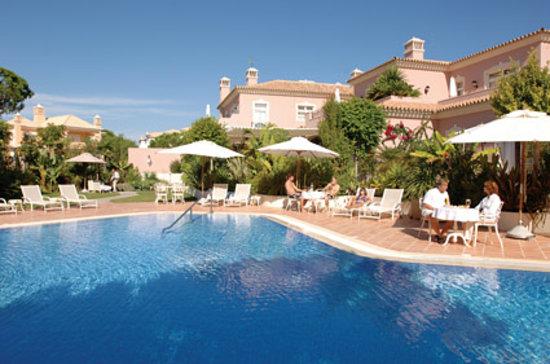 Quinta Jacintina Hotel: Quinta Jacintina pool area