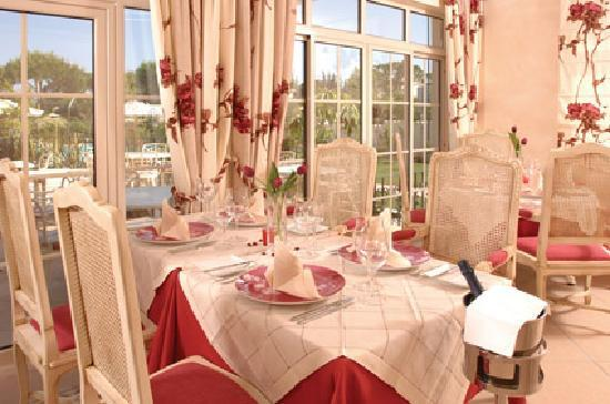 Quinta Jacintina Hotel: restaurant