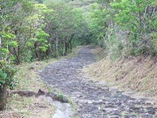 Hachijo-jima, Japão: kudarinokaidan