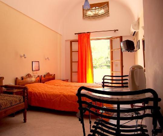 Hotel Anastasia Santorini: hotel unit