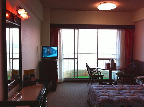 Ibusuki Royal Hotel: アジアンリゾート風の部屋
