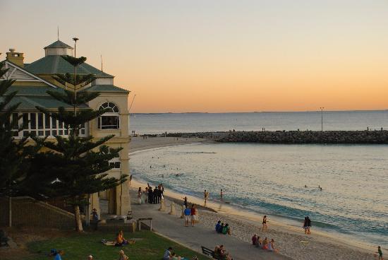 Cottesloe, Australia: Nice beach